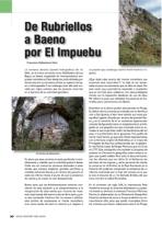 Ruta de Montaña en los Beyos, De Rubiellos a Baenu. PDF