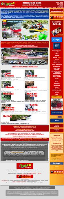 Jayre, turismo activo, picos de europa, sella canoas