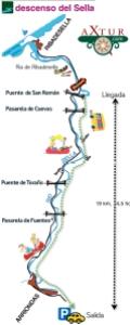 Disfruta del paisaje y el frescor de Asturias, con el mejor río para canoas.